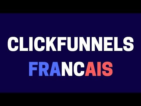 Nouveau: le Clickfunnels français vient de sortir !