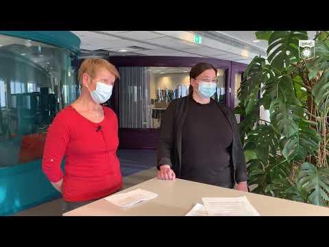 Kristina Sundin Jonsson informerar om det aktuella läget, onsdag 17 februari