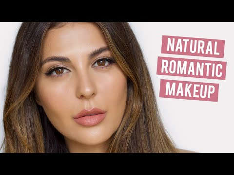 Romantic Red Carpet Makeup Using One Brand