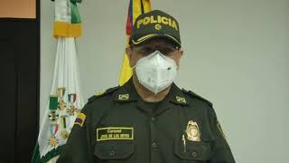 Primer semestre se cierra con positivo balance en seguridad: Policía de Valledupar