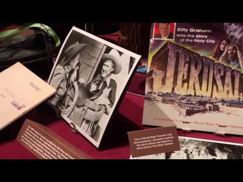 Pioneering Christian Cinema: New Display at the Billy Graham Library