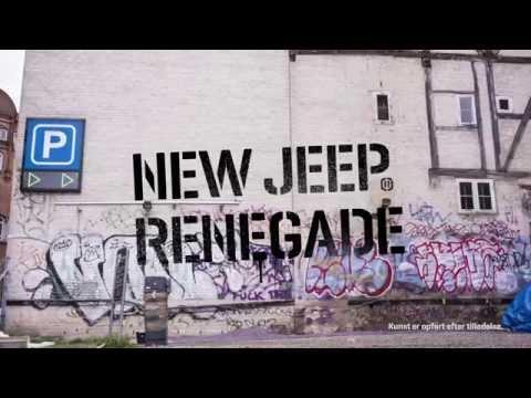 New Jeep® Renegade - Street Art #1