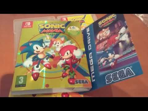 Mundo Switch: Sonic Mania Plus (Sega)