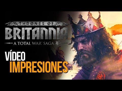 connectYoutube - TOTAL WAR SAGA: Thrones of Britannia