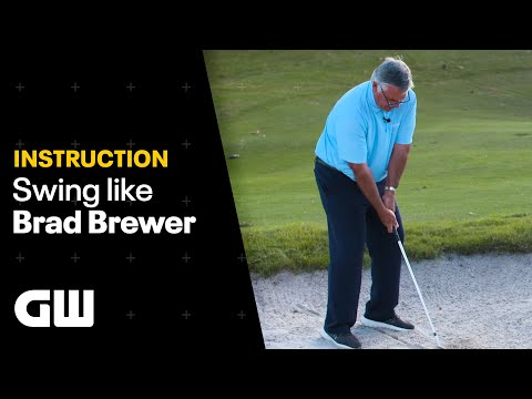 Swing Like The King: Great Wall of China Drill   Golfing World
