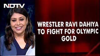 Tokyo Olympics: Wrestler Ravi Dahiya In Final, Assured Of At Least Silver - NDTV