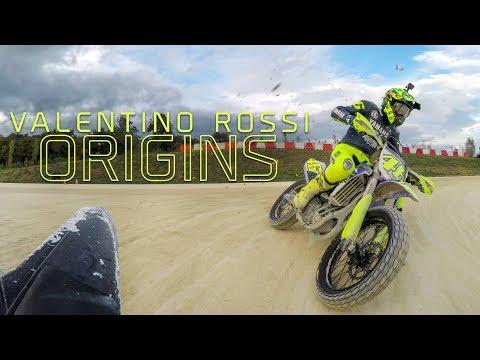 GoPro: Valentino Rossi - Origins - Tavullia & MotoGP?