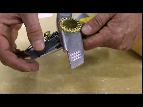 The STANLEY® FATMAX® Pro Retractable Blade Knife