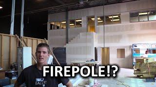 New Office Vlog 5 - #Firepole?