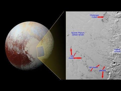 Oceans of Life Beneath Pluto