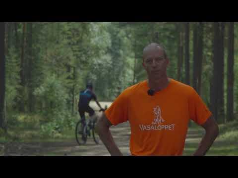 Vasaloppets banchef Anders Holmberg om nyheterna i Cykelvasan 2018