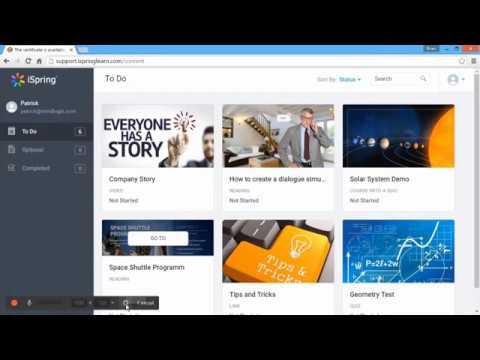 Jak nagrywać instrukcje ekranowe, tutorile i screencasty w iSpring Suite?
