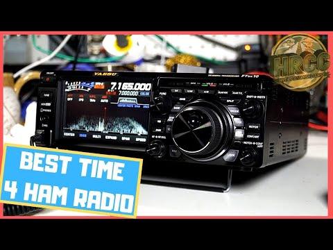 NEW Yaesu FTdx 10 Hybrid SDR Ham Radio Review
