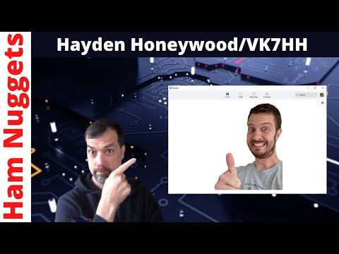 Ham Nuggets Live - Hayden Honeywood, VK7HH - Ham Radio DX