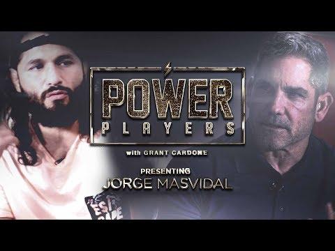 Grant Cardone Interviews UFC Fastest Knock Out Record Holder Jorge Masvidal photo