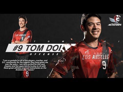 Highlight Reel: Tom Doi