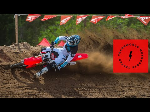 First Impression of the 2019 Honda CRF450R