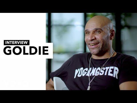 mr goldie - Goldie: The Journey Man