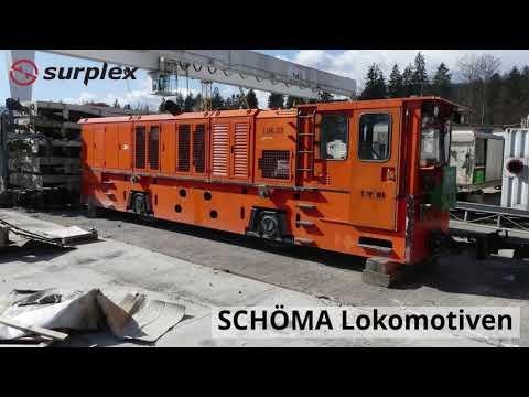 Online-Versteigerung! Schienenfahrzeuge - Anlagen - Equipment & mehr!