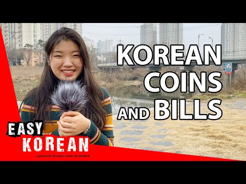 How much is a dollar worth in Korea? | Super Easy Korean 17 photo