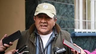 Declaración del Viceministro de Lucha Contra el Contrabando, Gonzalo Rodriguez