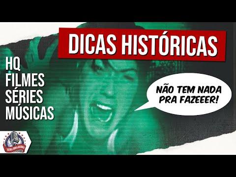 Dicas históricas para a quarentena (HQ, filmes, séries e música)