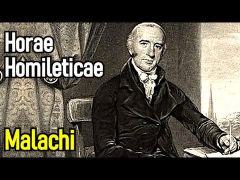 Horae Homileticae: Malachi - Charles Simeon