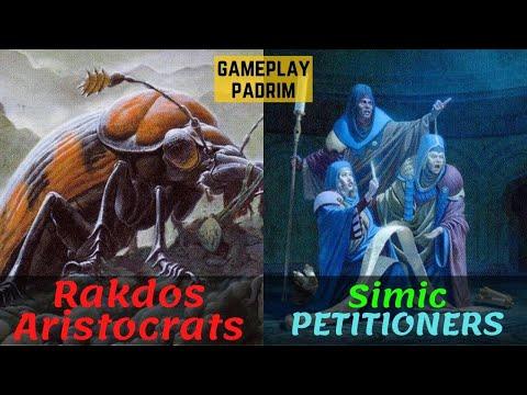 (DESAFIO PADRIM) BR Aristocrats x UG Petitioners (PAUPER)