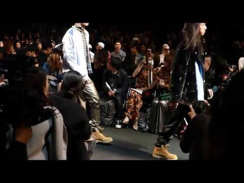 2015 F/W Seoul Fashion Week 'KYE' Collection (2015 fw 서울패션위크 카이 런웨이)
