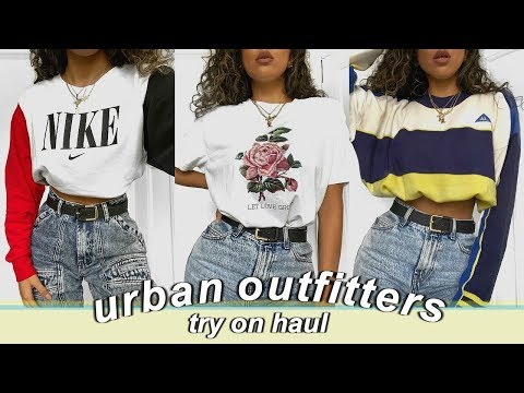 URBAN OUTFITTERS TRY ON CLOTHING HAUL 2019 | FALL/AUTUMN