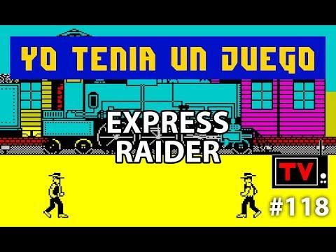 Yo Tenía Un Juego TV #118 - Express Raider (ZX Spectrum) + Unboxing