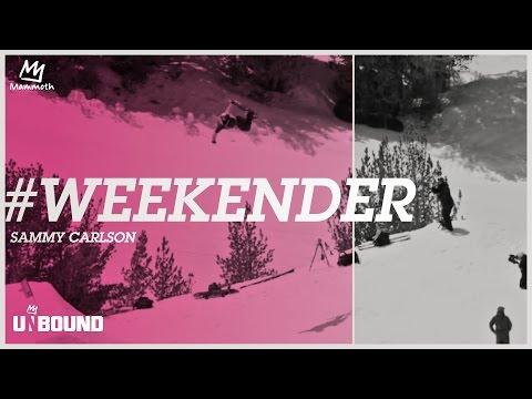 #Weekender - Sammy Carlson