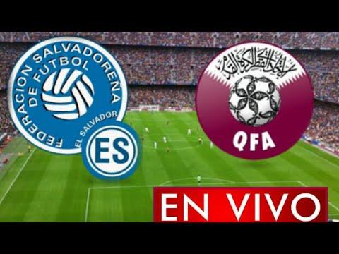Donde ver El Salvador vs. Catar en vivo, cuartos de final, Copa Oro 2021