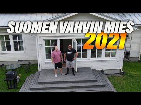 Suomen Vahvin Mies 2021 | Tutustumispäivä | Osa 1