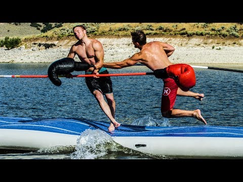 connectYoutube - Jousting on Water with Shonduras!