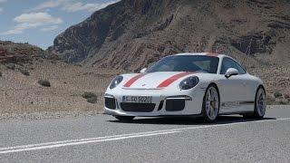 Porsche 911R world premiere: Geneva motor show