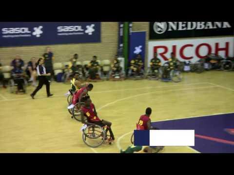 Sasol Amawheelaboys| U23 African Championship Qualifiers| Day 1 Highlights