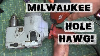 BOLTR: Milwaukee Hole Hawg | Long Term Quality