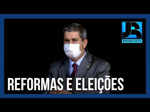 JR Entrevista: deputado Coronel Tadeu (PSL-SP) fala sobre reformas e eleições de 2022