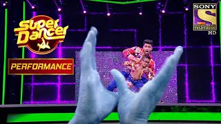 """तातड़ तातड़"" पर Rishikaysh और Akash ने दिया एक Out-Of-The-Box Performance | Super Dancer Chapter 2 - SETINDIA"
