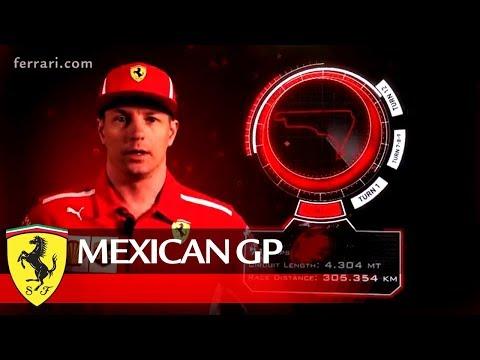 Mexican Grand Prix Preview - Scuderia Ferrari 2018