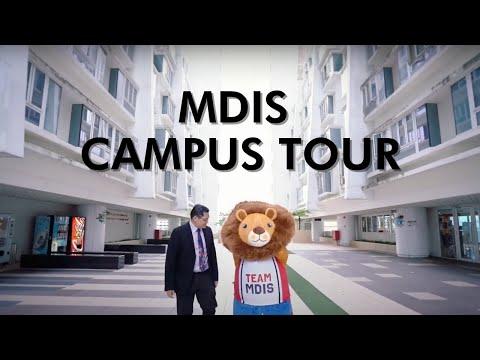MDIS Campus Tour