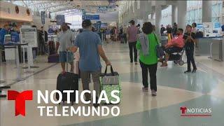 Malas condiciones del clima amenazan las celebraciones de Navidad   Noticias Telemundo
