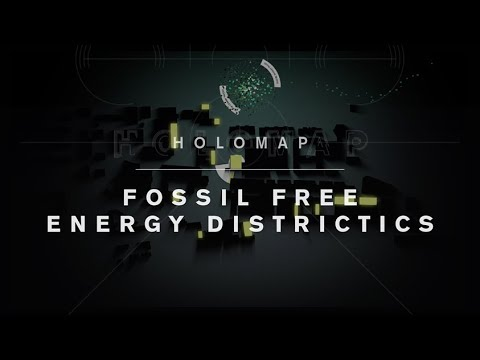 Chalmers campus: Fossil Free Energy District