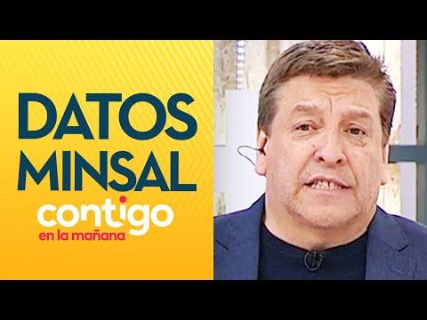 Me preocupa las proyecciones El dato que dio JC Rodríguez sobre contagios del MINSAL