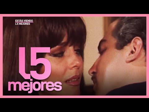 Las 5 mejores parejas de telenovelas de Verónica Castro | Las 5 Mejores