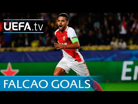 Radamel Falcao - Six great goals