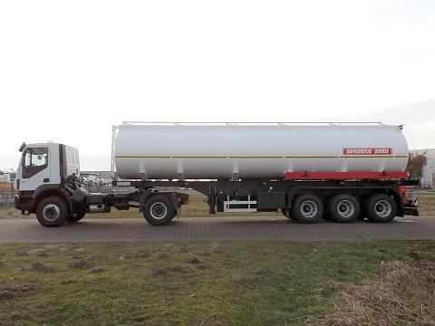 div3886 - Ozgul 3-axle 40.000l fuel tank trailer - NEW