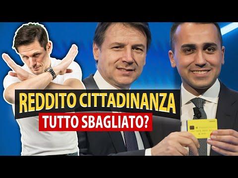REDDITO DI CITTADINANZA: TUTTO SBAGLIATO?   Avv. Angelo Greco