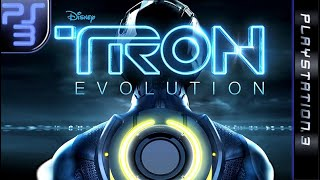 Longplay of Tron: Evolution